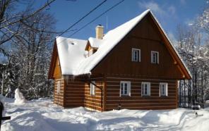 Nová chalupa ve Sněžném