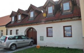 Apartmán Popelka ve Švihově