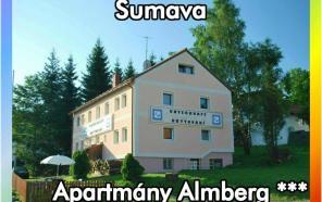 Apartmány Almberg *** (skiareál Mitterdorf)